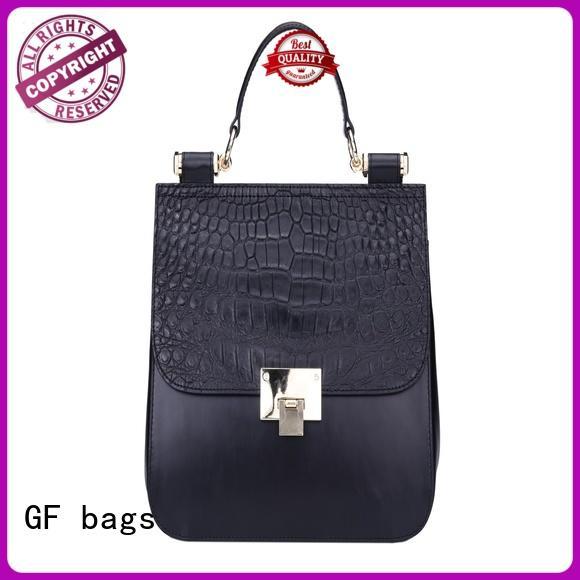GF bags weaving best handbags lock for women