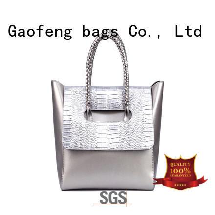 GF bags handle cool handbags metal for shopping
