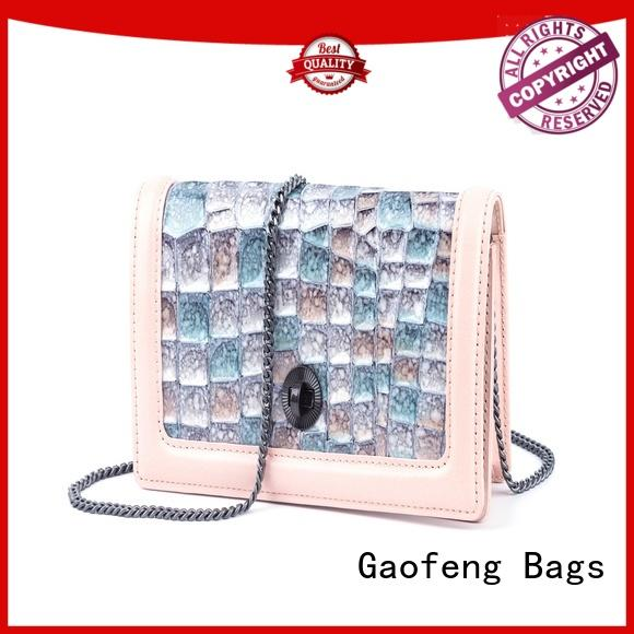 GF bags hot-sale luxury mini bags bulk production for ladies