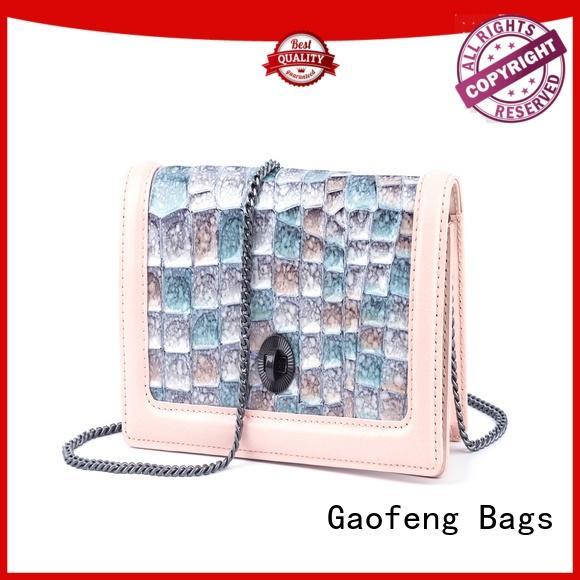 GF bags hot-sale luxury mini bags bulk production for ladies