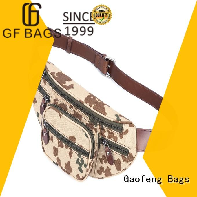 GF bags leather ladies cross body bags supplier for trip