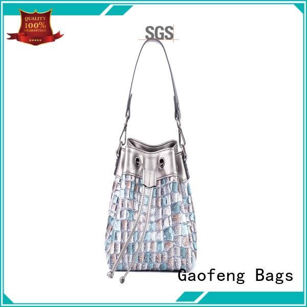 GF bags high-end cheap shoulder bags for shopping