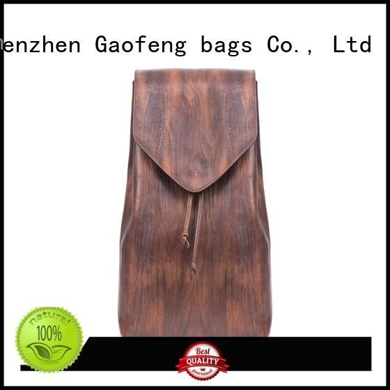 GF bags fabric nice backpacks for student
