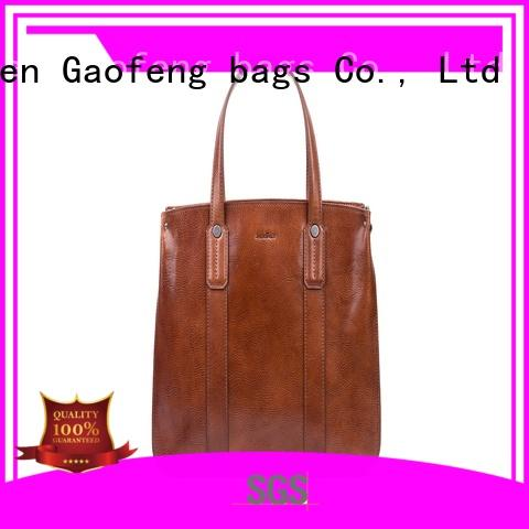 GF bags simple ladies bag lock for shopping
