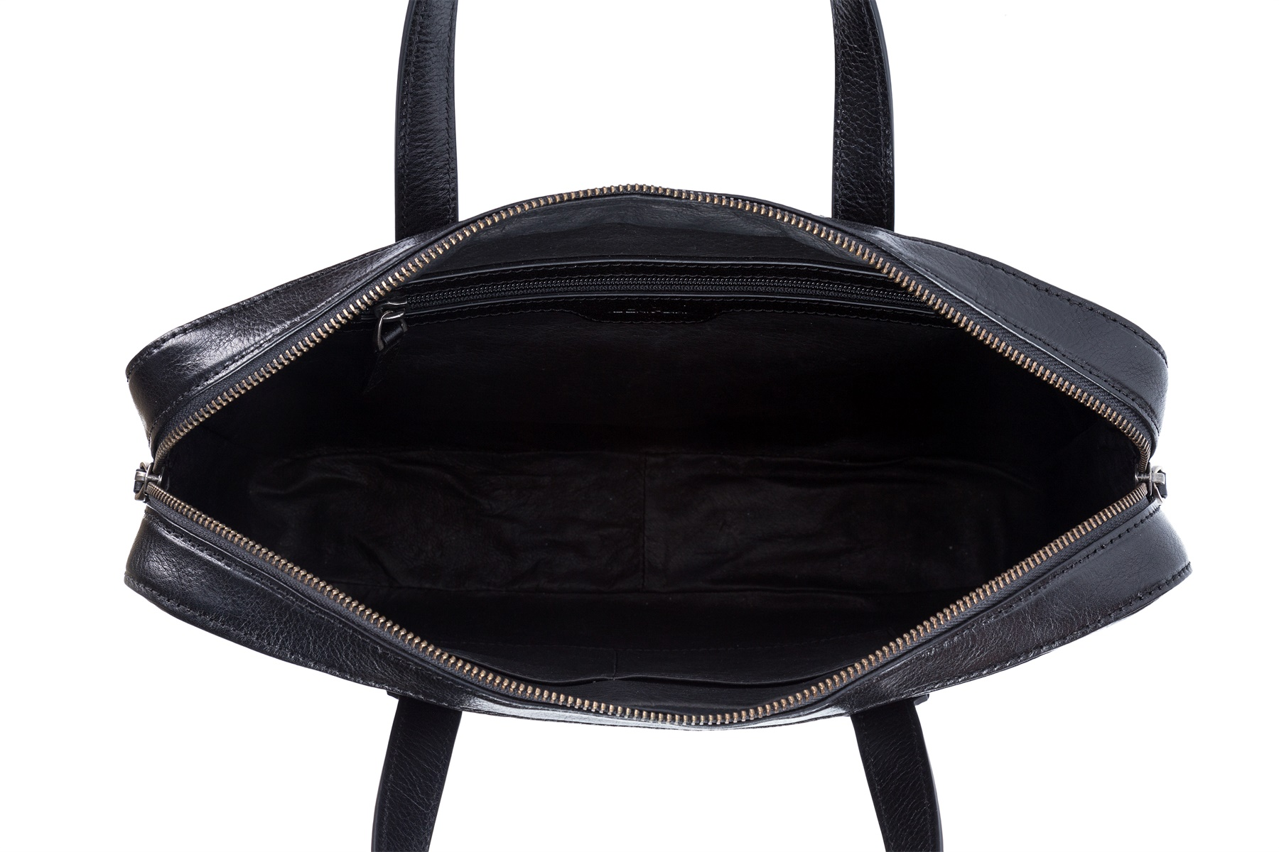 video-genuine leather briefcase bag genuine pattern for man-GF bags-img-1