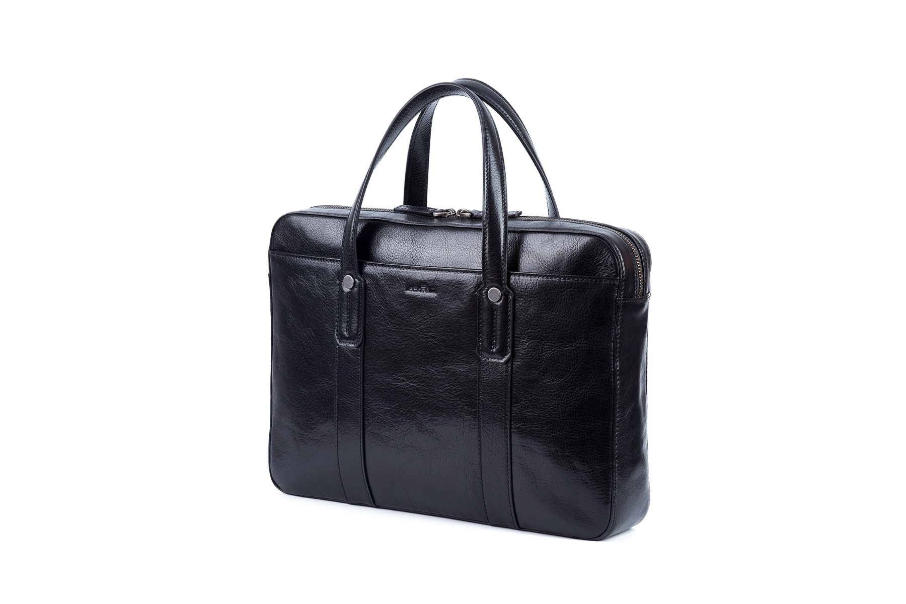 genuine leather modern briefcase briefcase order now for man-6