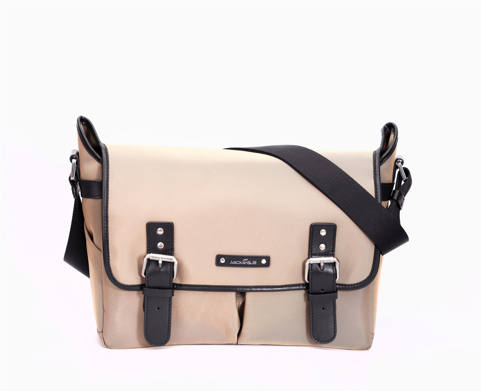 GF bags genuine leather male messenger bags for girls-5