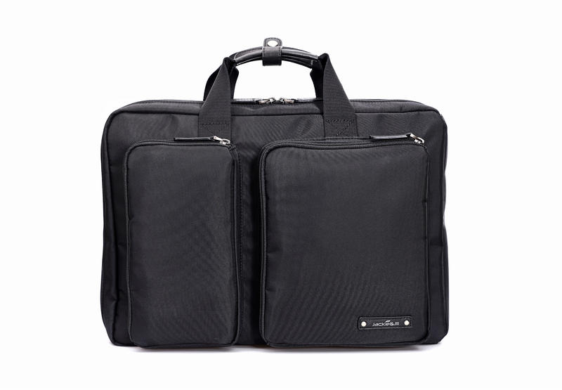 Briefcase nylon fabric multifunction business bag