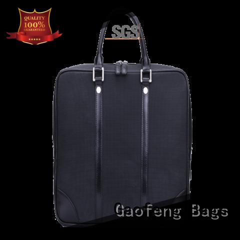 zipper brief cases for man GF bags