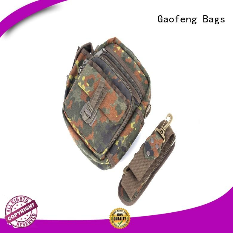 buckle messenger cheap tactical vest trolley GF bags company