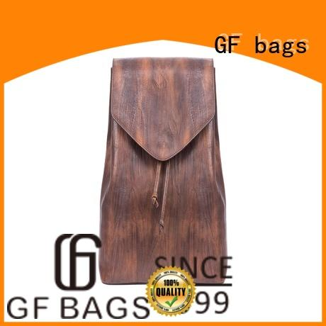unique backpacks tanned for travel GF bags