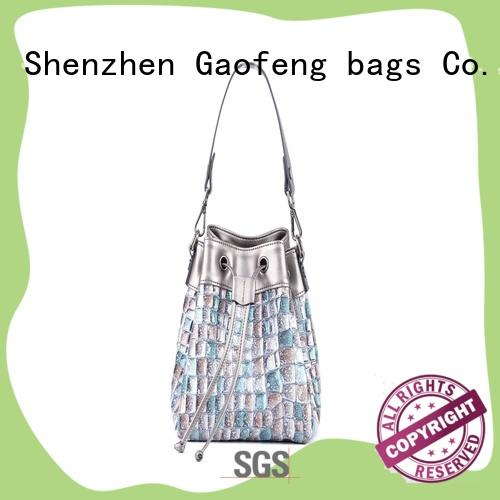 GF bags high-quality best shoulder bags for ladies
