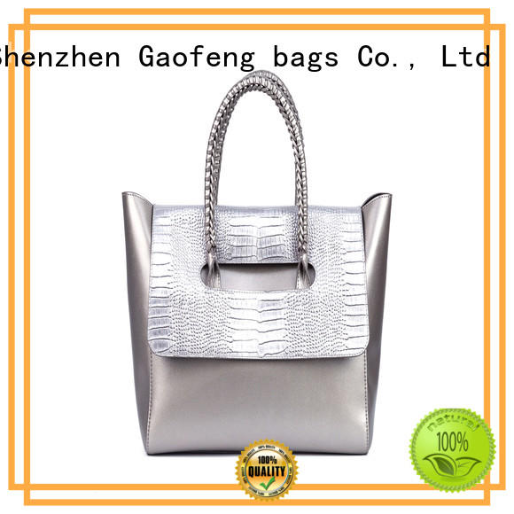 GF bags leather best handbags pattern for shopping
