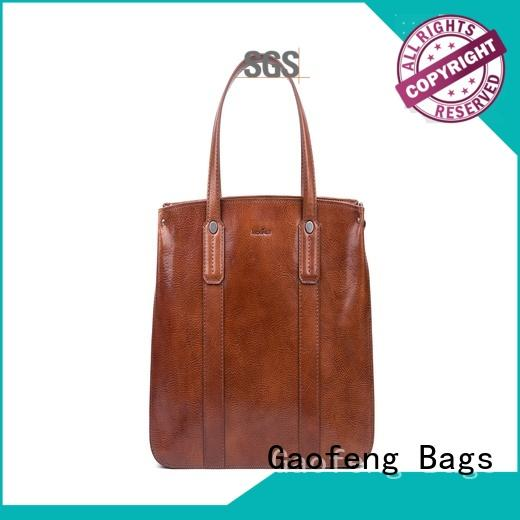 GF bags leather latest handbags make for ladies