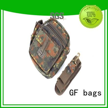 GF bags hot-sale tactical pouch bag customization for trip