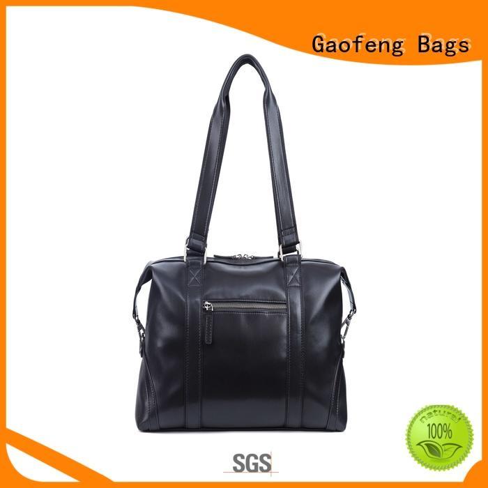 metal mens travel duffle bag manufacturer for boy GF bags