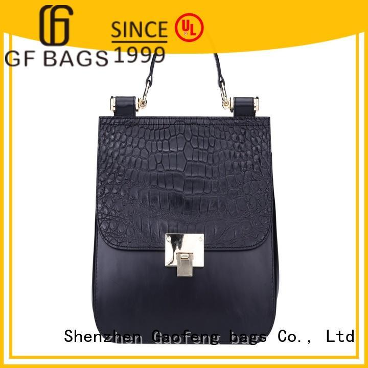 GF bags cover fashion handbags metal for shopping