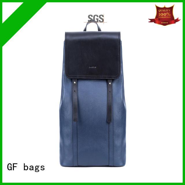 GF bags rope fashion backpacks lock for school