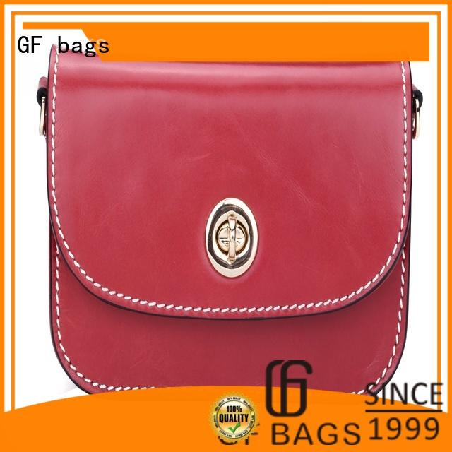 leather metal GF bags Brand evening bags