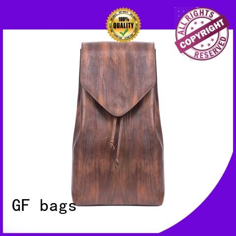 GF bags closure unique backpacks cover for travel