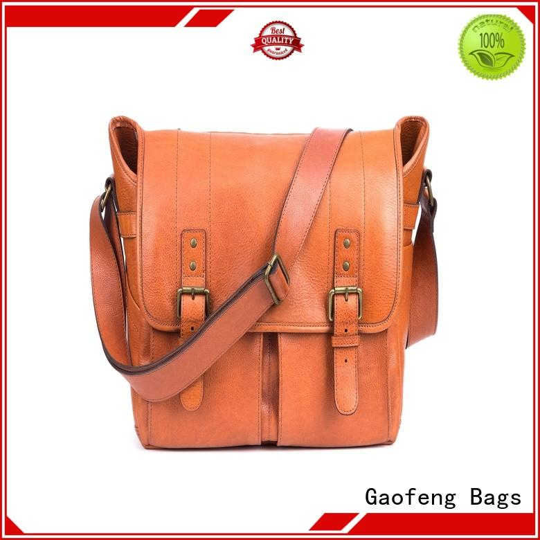 GF bags genuine leather best leather messenger bag inquire now for women
