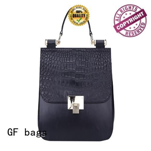 simple cute handbags zipper for women GF bags