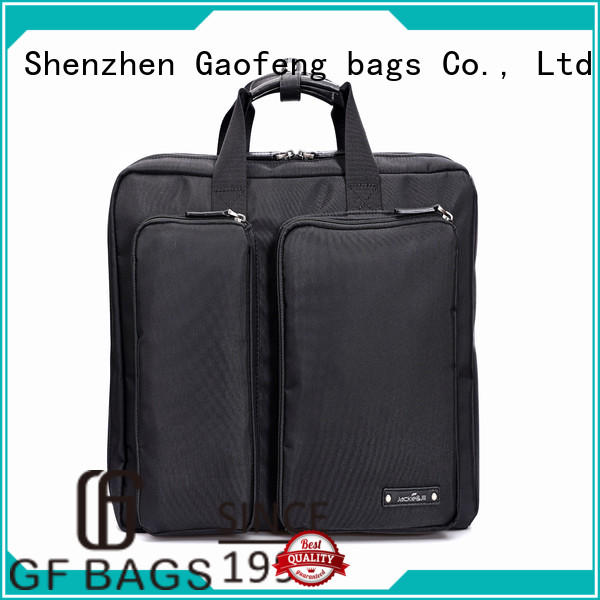 zipper slim briefcase granule for man GF bags