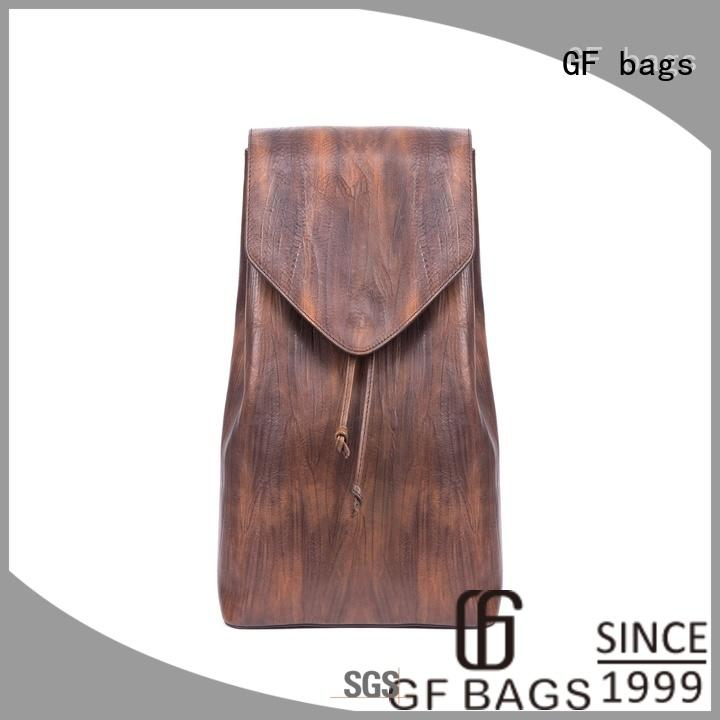 GF bags tanned fashion backpacks litres for travel