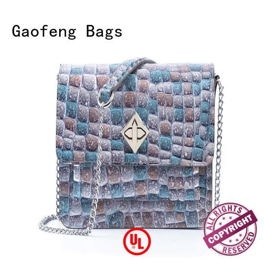 GF bags bag girls shoulder bag supplier for shopping