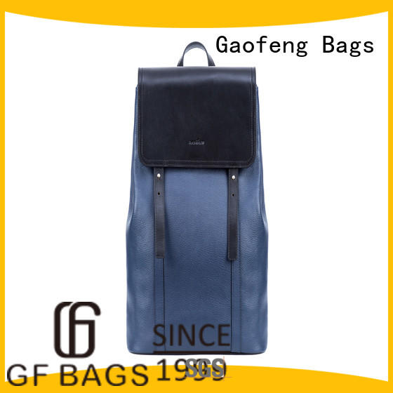 GF bags large capacity backpack bags rope for book