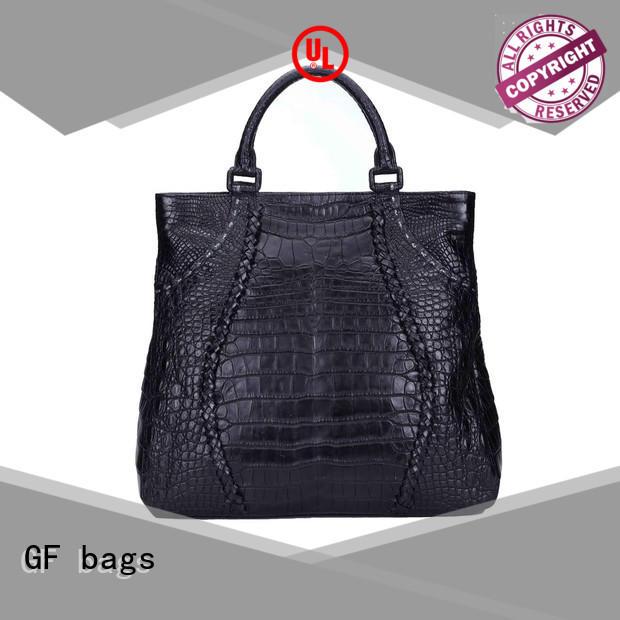 GF bags weaving ladies bag make for women