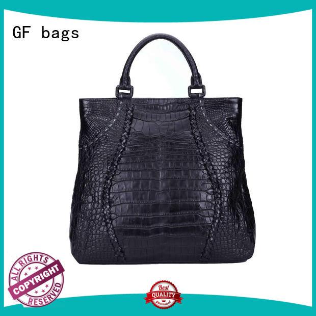 GF bags weaving ladies handbags sale metal for ladies