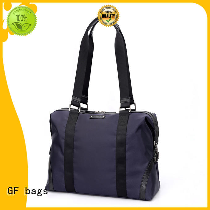leather duffle bag mens handle bulk production for male