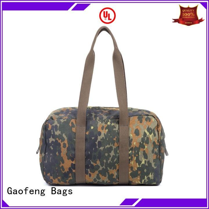 GF bags hard tactical bag customization for trip
