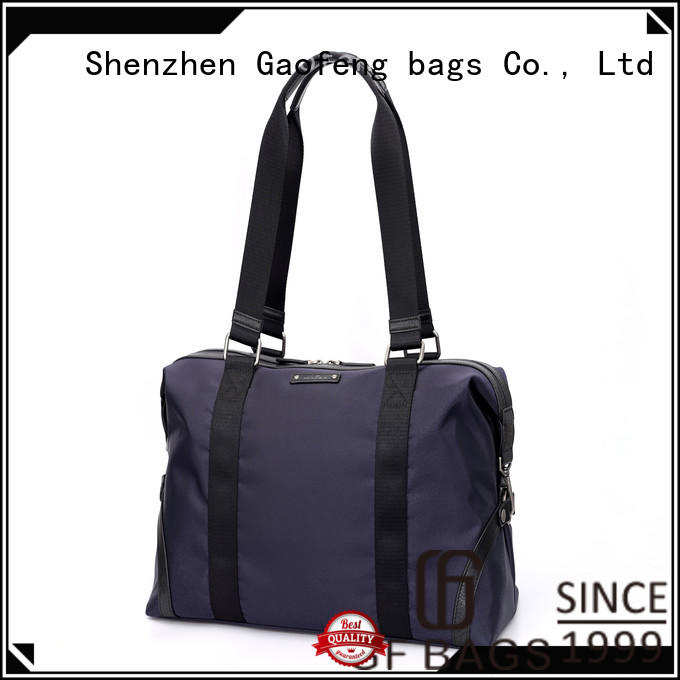 wholesale duffle handle supplier for male