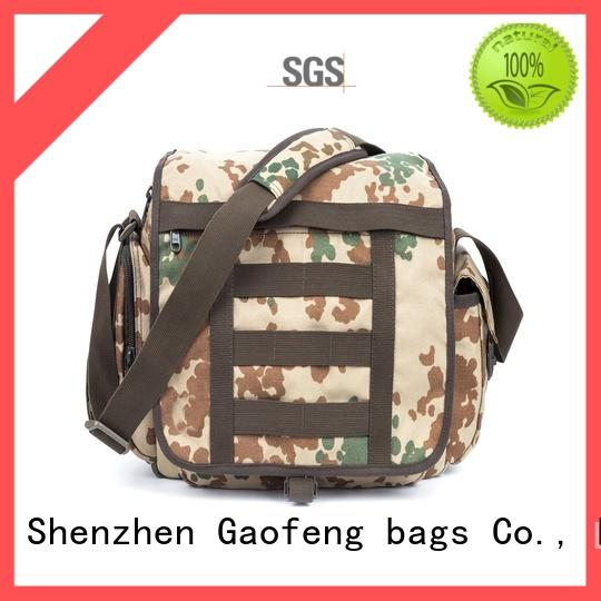 custom military style backpack closure customization for trip
