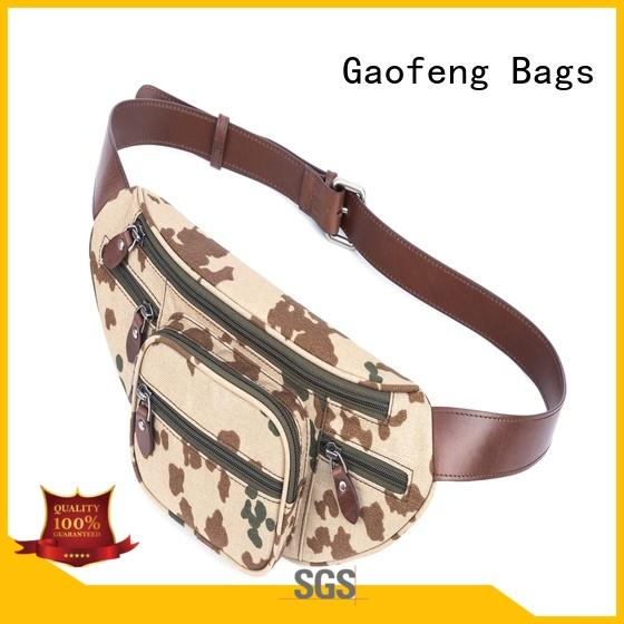GF bags ladies cross body bags supplier for shopping