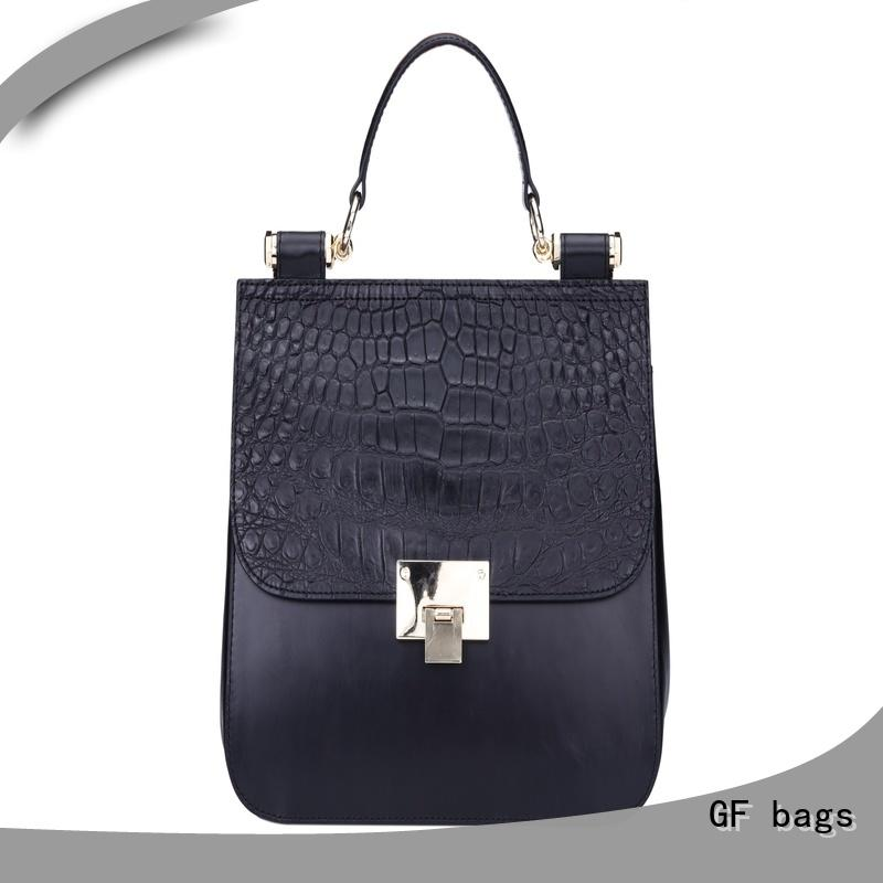 GF bags weaving trendy handbags make for ladies