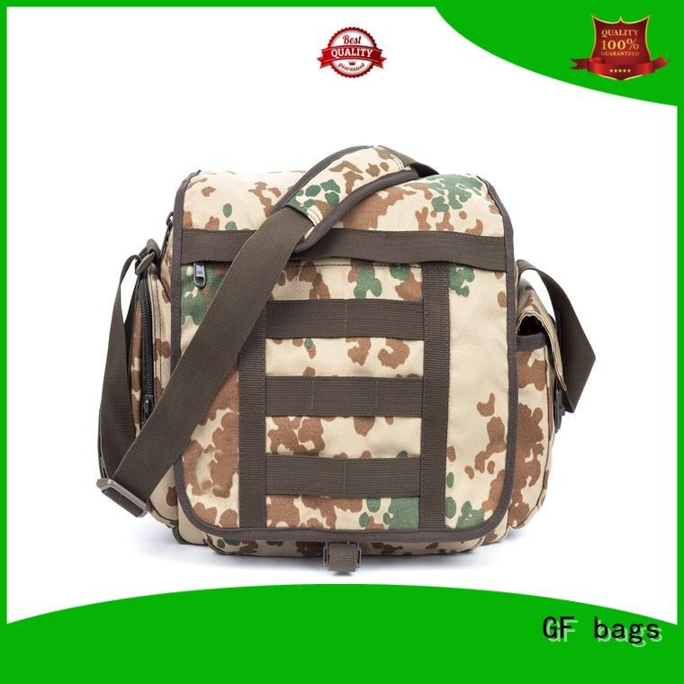 GF bags durable military style backpack customization for ladies