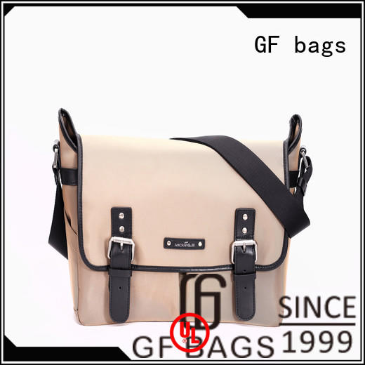 GF bags hot-sale mens leather laptop messenger bag inquire now for lady