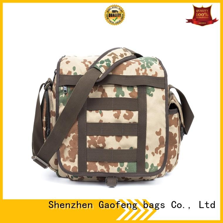 GF bags wholesale military backpacks for men bulk production for shopping