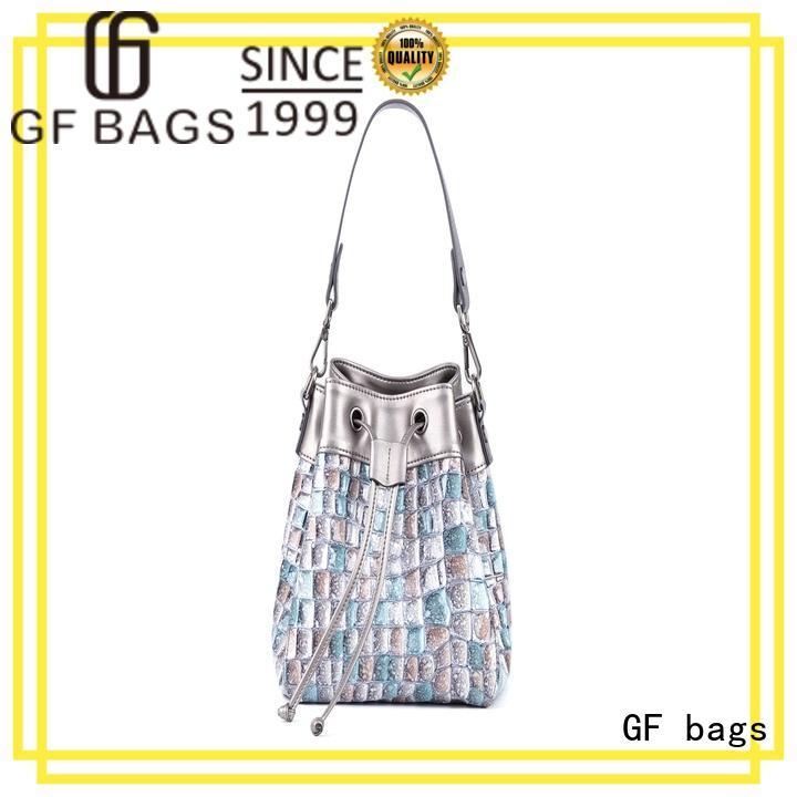 bag leather shoulder bag women's for shopping GF bags