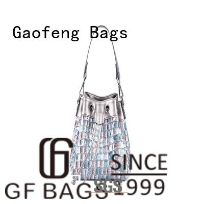 high-quality ladies shoulder handbags for shopping GF bags