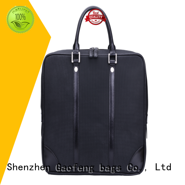 GF bags pattern modern briefcase order now for business trip