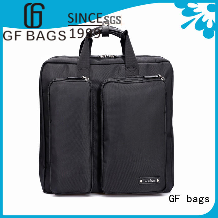 GF bags zipper slim briefcase order now for business trip
