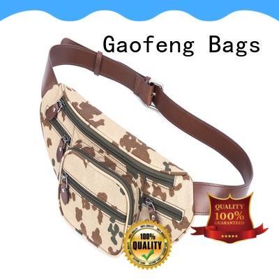 strap over body bag nylon for shopping GF bags