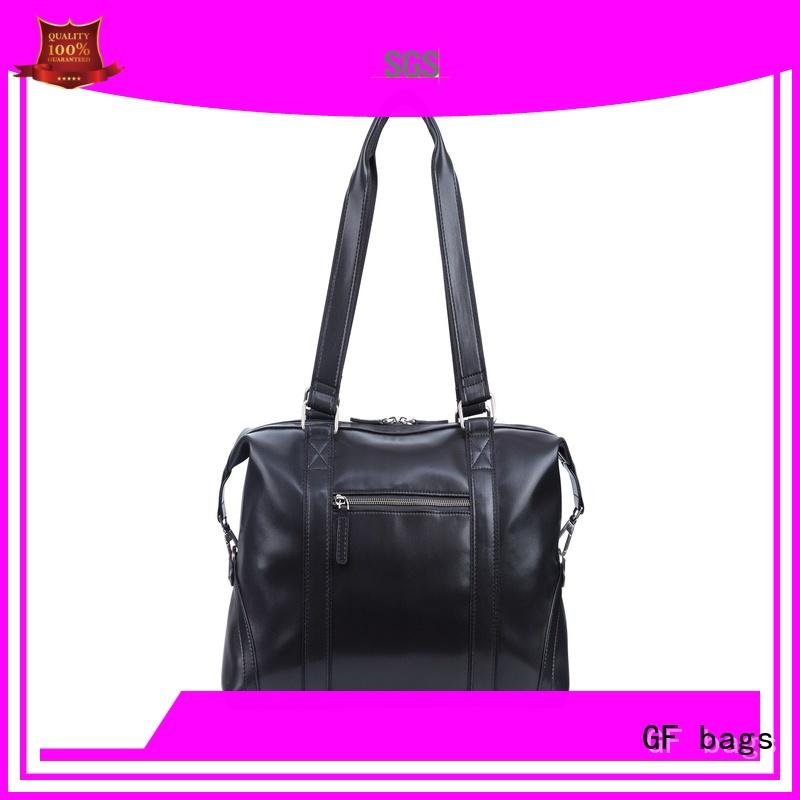 wholesale leather duffle bag mens handle manufacturer for male