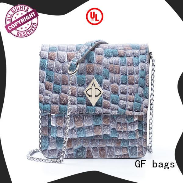 high-end leather shoulder bag women's bag manufacturer for shopping