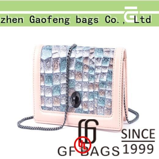 GF bags bag luxury mini bags bulk production for women