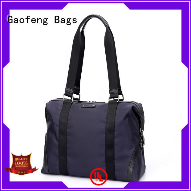 duffle leather duffle bag mens closure for boy GF bags